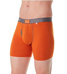 2UNDR Swing Shift Modal Stretch 6 Inch Boxer Brief 2U01BB