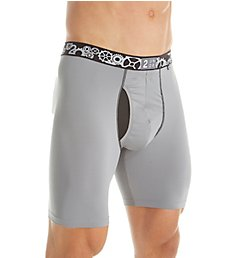 2UNDR Gear Shift Performance 9 Inch Boxer Brief 2U02LL