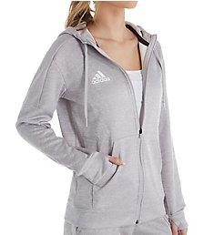 Adidas Climawarm Doubleknit Full Zip Fleece Jacket 113U