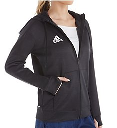Adidas Climawarm Doubleknit Full Zip Fleece Jacket 113U