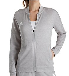 Adidas Climawarm Doubleknit Full Zip Fleece Jacket 1271