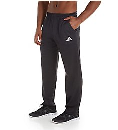 Adidas Team Issue Regular Fit Open Hem Fleece Pant 1272