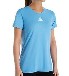 Adidas Creator Climalite Short Sleeve Crew Neck Tee 12H5