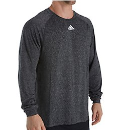 Adidas Climalite Relaxed Fit Long Sleeve T-Shirt 2946