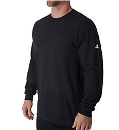 Adidas Long Sleeve Logo T-Shirt 3599