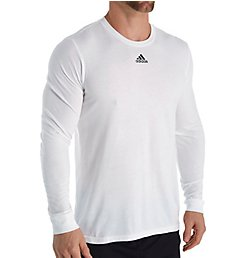 Adidas Go-To Performance Slim Fit Long Sleeve T-Shirt 629T