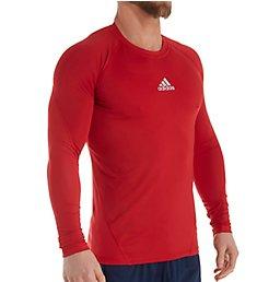 Adidas Alphaskin Long Sleeve Compression T-Shirt 841T