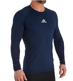 Adidas Alphaskin Long Sleeve Compression T-Shirt 841T