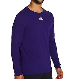 Adidas Amplifier Long Sleeve Logo T-Shirt EK02