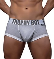 Andrew Christian Trophy Boy Large Pouch Trunk 90171