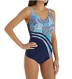 Anita Riviera Chic Dirban Wire Free One Piece Swimsuit 6314