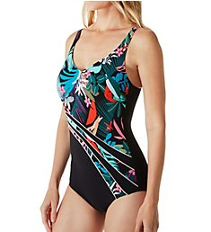Anita Botanical Beach Wire Free One Piece Swimsuit 6332