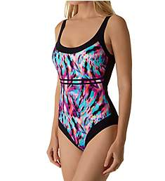Anita Sea Gym Fanny Wire Free One Piece Swimsuit 7713