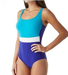 Anita Deep Sea Cora Wire Free One Piece Swimsuit 7721