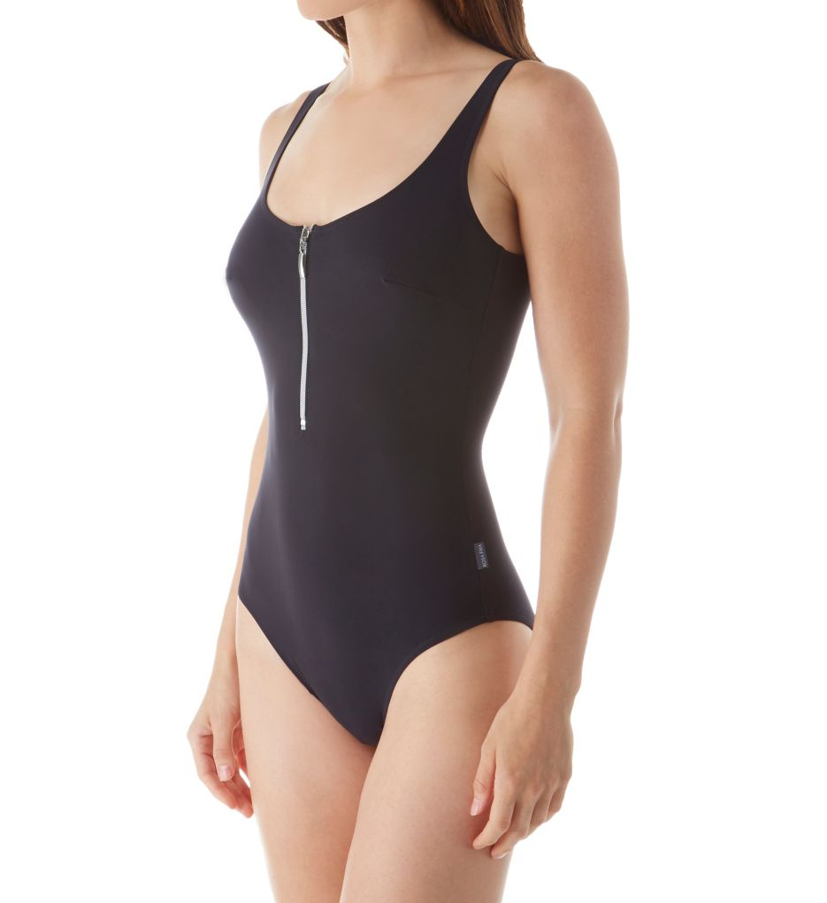 Anita Island Hopping Elouise Wirefree One-Piece Swimsuit 7742