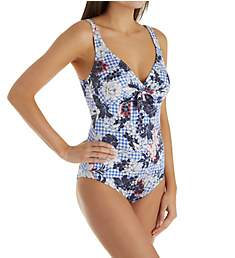 Anita North Shore Olivia Wire Free One Piece Swimsuit 7774