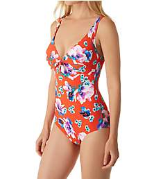 Anita Cruise Cuba Lilith Wire Free One Piece Swimsuit 7809