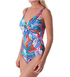 Anita Tropic Topic Nelly Underwire One Piece Swimsuit 7828