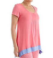 Anne Klein Summer Short Sleeve Top 8410491
