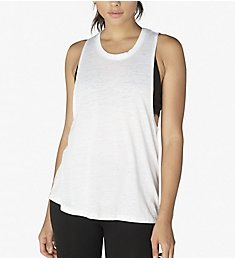 Beyond Yoga Burnout Jersey Twist It Up Tank BO4369