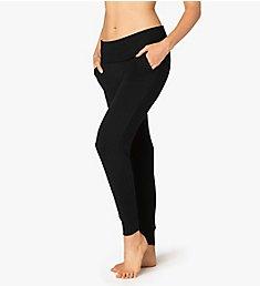 Beyond Yoga Cozy Fleece Foldover Waist Long Jogger Pant CF1079