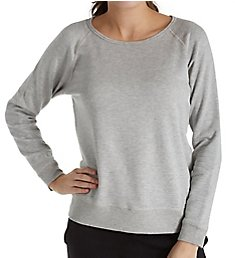 Beyond Yoga Cozy Fleece Relaxed Long Sleeve Pullover CF7238