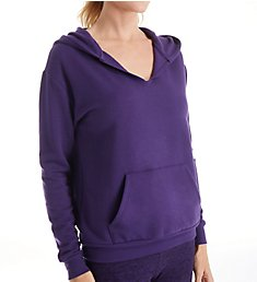 Beyond Yoga Cozy Fleece V-Neck Hoodie CF7324