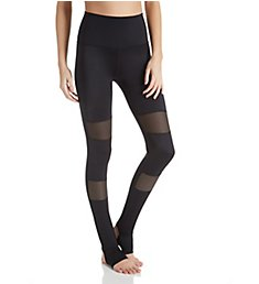 Beyond Yoga Compression Lux Blocked Out Stirrup Legging CL3269
