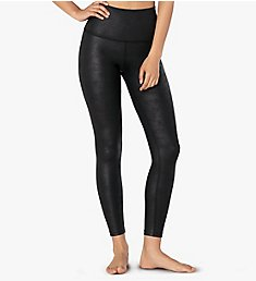 Beyond Yoga Luxe Leatherette High Waisted Midi Legging FC3243