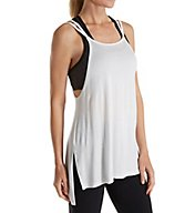 Beyond Yoga Slink or Swim Dropped X-Back Tank LK4306