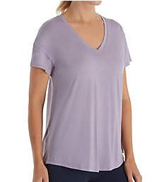 Beyond Yoga All About It Pima Cotton Slouchy Tee PJ7537