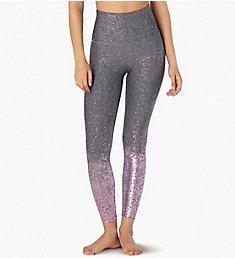 Beyond Yoga Double Back Alloy Ombre Midi Legging SF3243