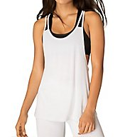 Beyond Yoga Just Your Stripe Racerback Tank SJ4253