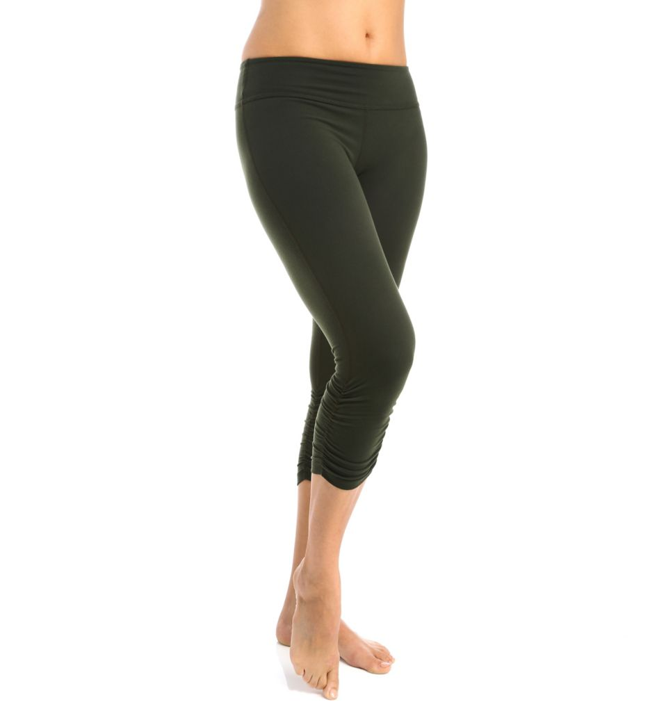 Beyond Yoga Supplex Essential Gathered Capri Legging SP3007