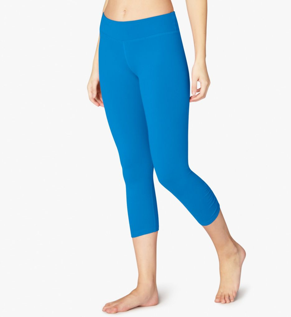 Beyond Yoga Supplex Back Gathered Capri Legging SP3044