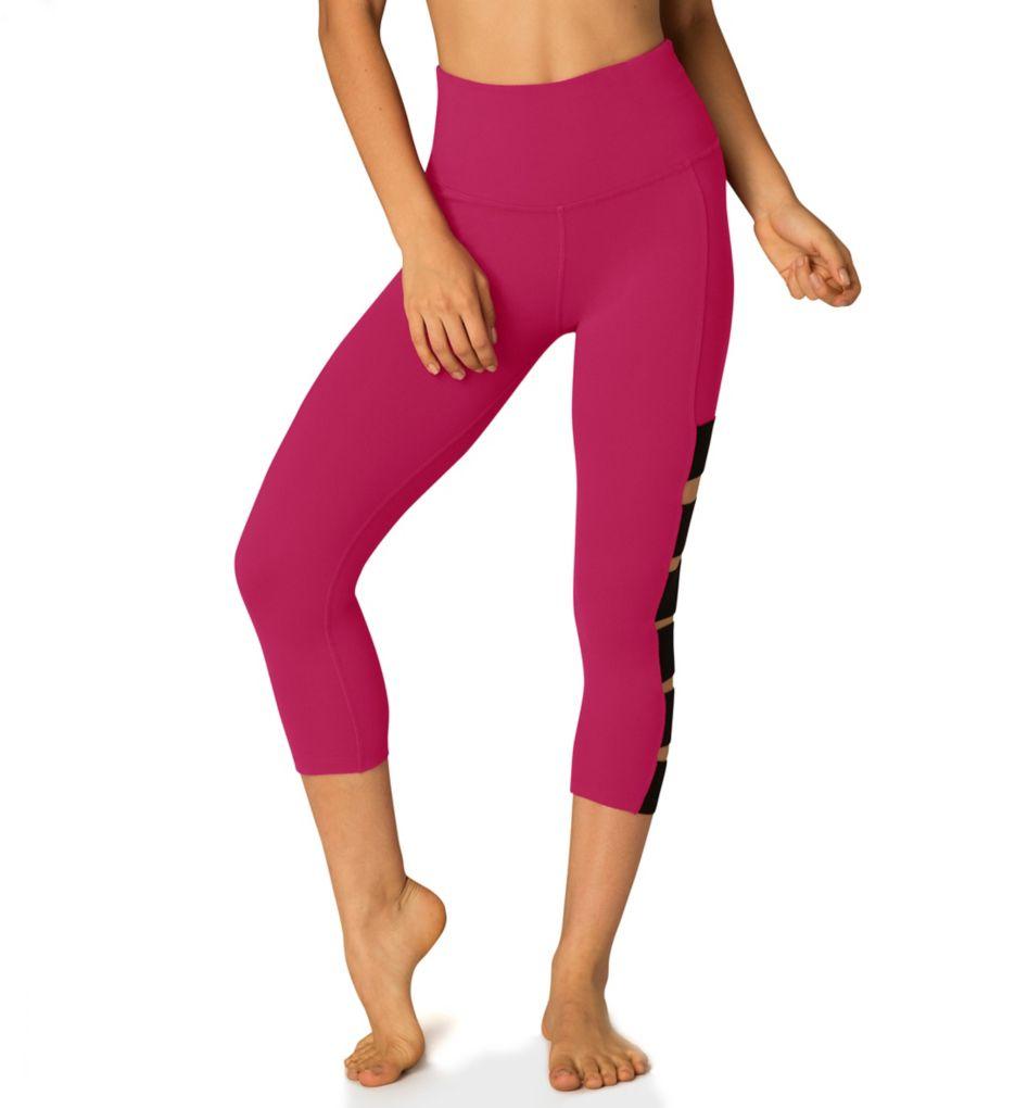 Beyond Yoga Supplex Wide Band Stacked Capri Legging SP3217