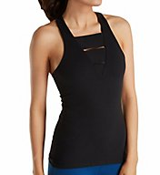 Beyond Yoga Supplex Wide Band Stacked Tank SP4304
