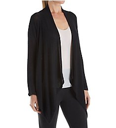 Beyond Yoga Shipwrecked Sweater Cast Away Open Drape Cardigan WR2132