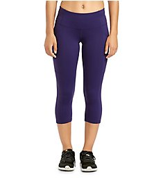 Body Glove Work It Supplex Capri with Side Pockets 29-036671
