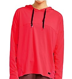 Body Glove Alize Relaxed Fit High Low Hoodie 29-036775