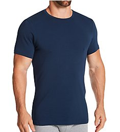 Bread and Boxers Organic Cotton Slim Fit Crew Neck T-Shirt 101