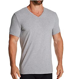 Bread and Boxers Organic Cotton Slim Fit V-Neck T-Shirt 102