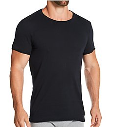 Bread and Boxers 100% Organic Cotton Relaxed Fit Crew Neck T-Shirt 103