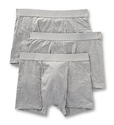 Bread and Boxers Organic Cotton Stretch Boxer Briefs - 3 Pack 232