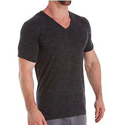 C-in2 Hand Me Down Ringer V-Neck T-Shirt 1910