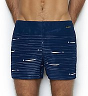 C-in2 Fashion Woven 2 Inch Swim Trunk 2611