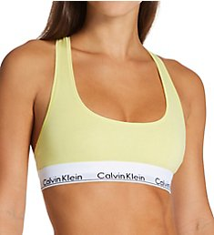 Calvin Klein Modern Unlined Cotton Bralette F3785