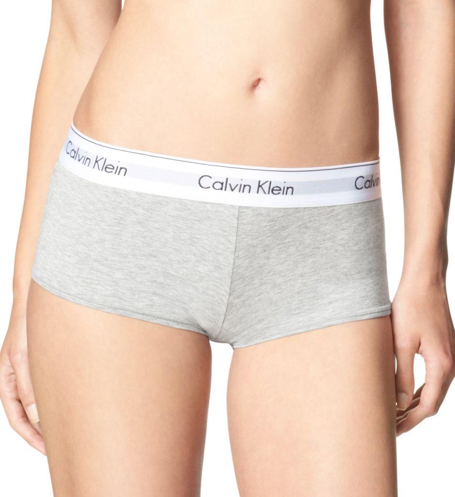Calvin Klein Modern Cotton Boyshort Panty F3788