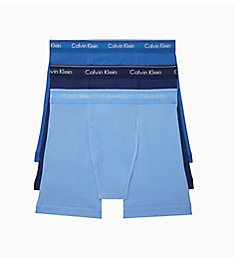 Calvin Klein Cotton Classic Boxer Brief - 3 Pack NB4003