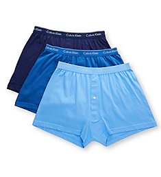 Calvin Klein Cotton Classic Boxers - 3 Pack NB4005